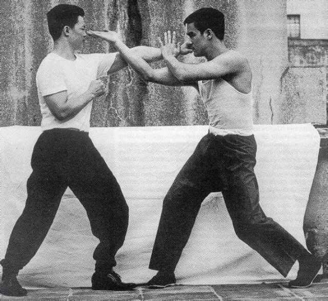 Bruce Lee Moon Quote: Bruce Lee : Wing Chun , Self Defense, Which Is Its Main