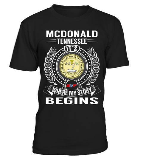 "# McDonald, Tennessee - My Story Begins .  Special Offer, not available anywhere else!      Available in a variety of styles and colors      Buy yours now before it is too late!      Secured payment via Visa / Mastercard / Amex / PayPal / iDeal      How to place an order            Choose the model from the drop-down menu      Click on ""Buy it now""      Choose the size and the quantity      Add your delivery address and bank details      And that's it!"