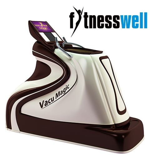 Vacu Magic treadmill,effective workout with Fitnesswell manufacturer of innovative slimming devices
