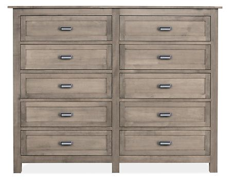 Bennett Dressers - Dressers - Bedroom - Room & Board I should be able to figure out how to make this