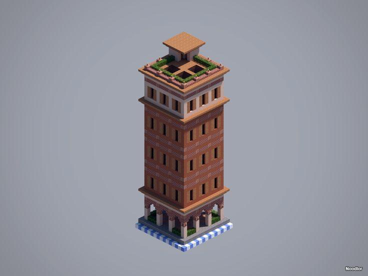MCNoodlor: Brick - Corner