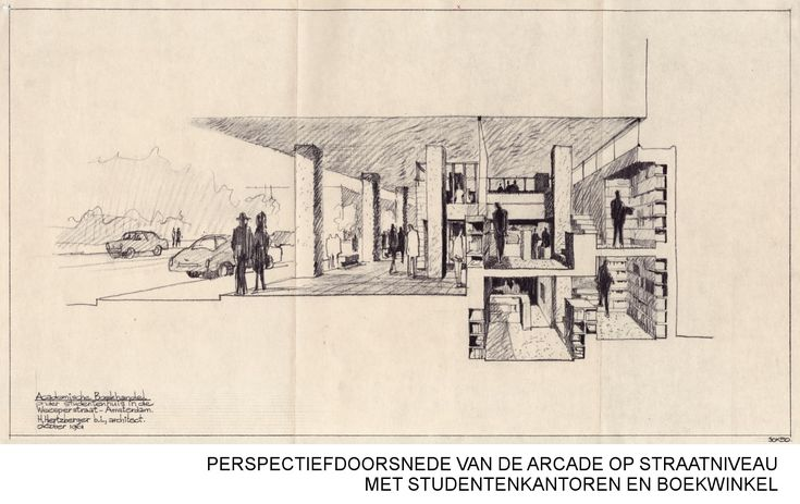 Student flat, Amsterdam - AHH