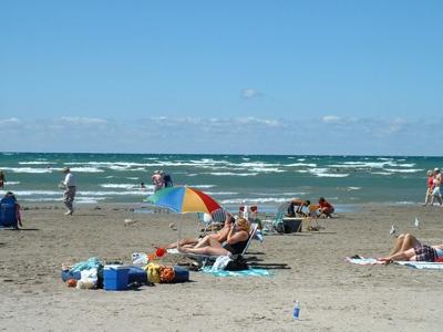 Wasaga Beach.