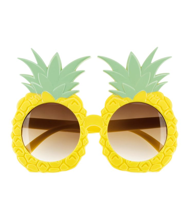 Pineapple Sunglasses | P.S.- Accessorize with Accessories ...