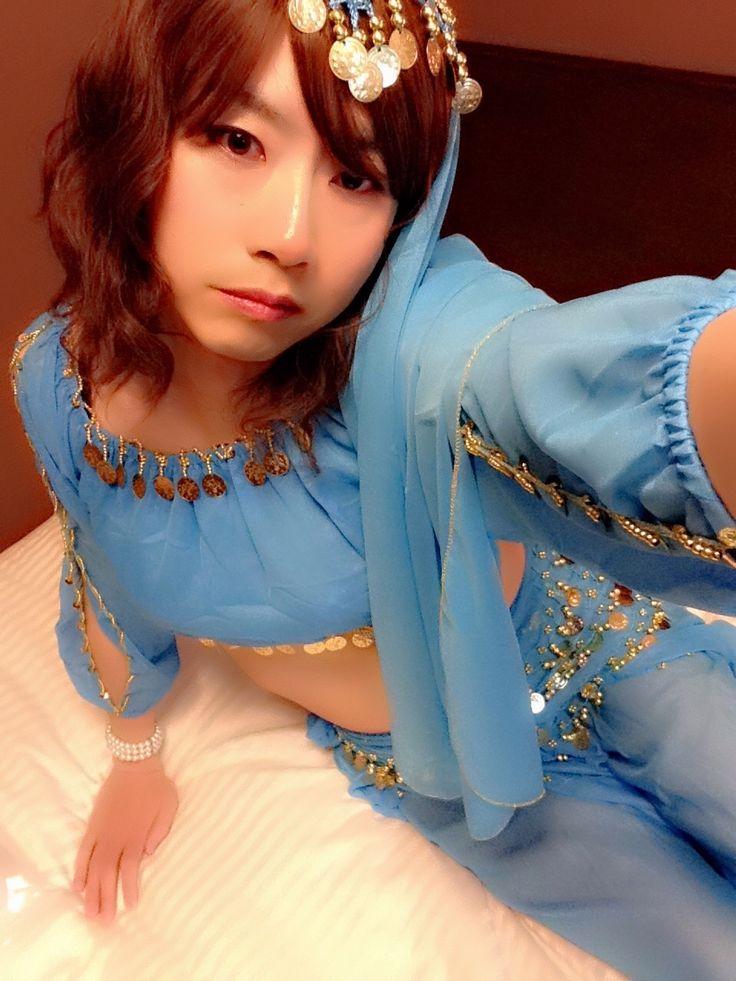 踊り娘(SAKURAノコ@女装・crossdresser)