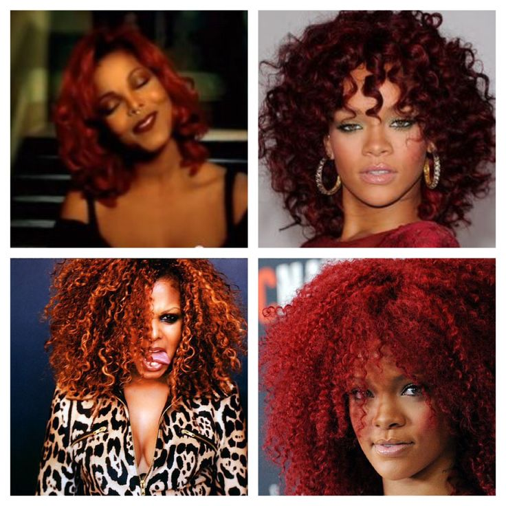 janet jackson in the 90 39 s vs rihanna in 2011 janet hair was red in curly back in the 90 39 s. Black Bedroom Furniture Sets. Home Design Ideas