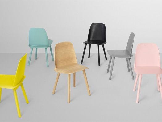 Nerd Chair by David Geckeler / MUUTO