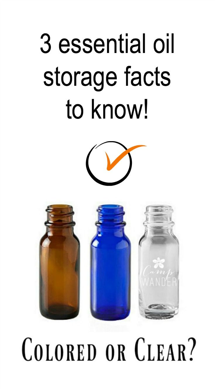 Learn how to extend the life and effectiveness of your essential oils.