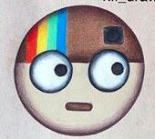 Emoji do Instagram