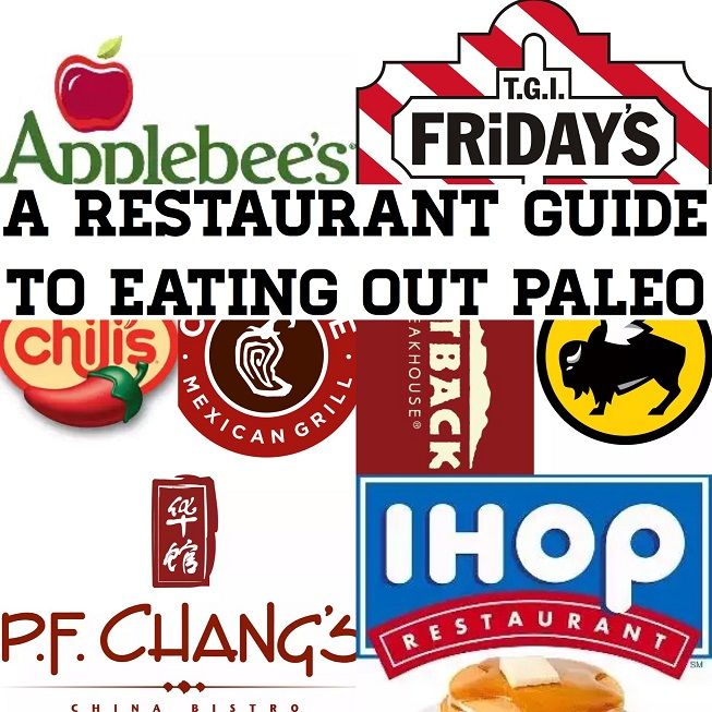 A compilation of popular paleo restaurants and paleo-friendly menu options for you to choose from while eating out.