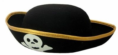 Toddler Felt Pirate Hat at theBIGzoo.com