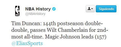 Así de grande es Tim Duncan