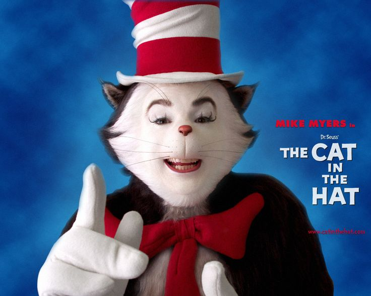Hang In There Baby Cat In The Hat
