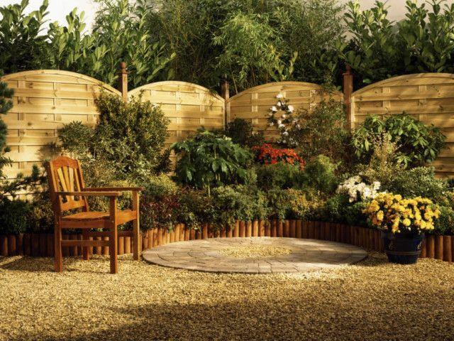 Aménagement de jardin : 50 jolies idées pour des coins détente