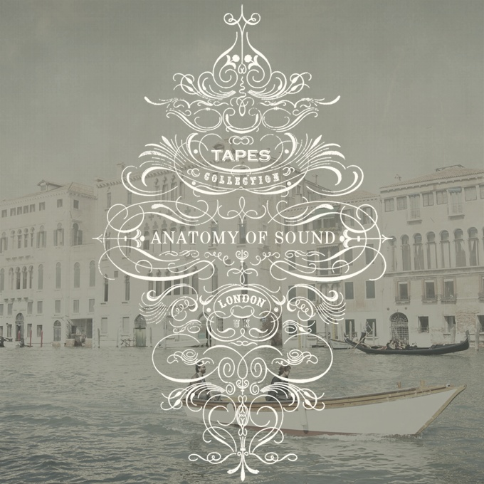 Still not tired of ornate type set over muted vintage photographs. Designers.MX @illiam
