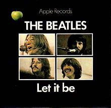Let It Be Song | Let It Be (song) - Wikipedia, the free encyclopedia