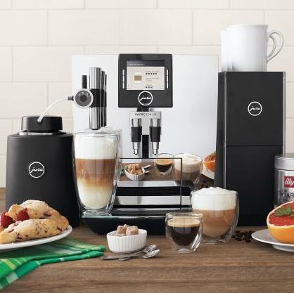 Jura Impressa One Touch TFT Espresso Machine Chrome At Sur La Table.