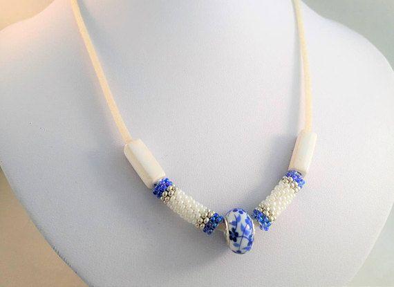 Fijne Juwelen Eenvoudige Koordketting Alledaagse Boho door Seadbeady