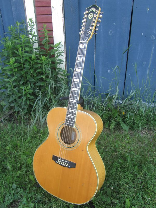 Heres The Maple Guild Copy Lawsuit By Takamine 12 String