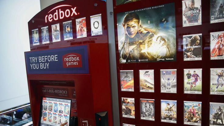 Disney sues Redbox hoping to block digital movie sales