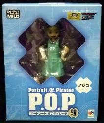 メガハウス POP CB-2/ワンピース ノジコ 子供時代ver/Nojiko -Childhood ver-