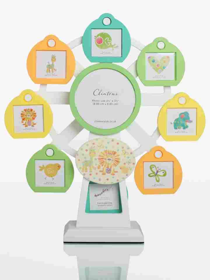 ferris wheel photo frame clinton cards | Siteframes.co