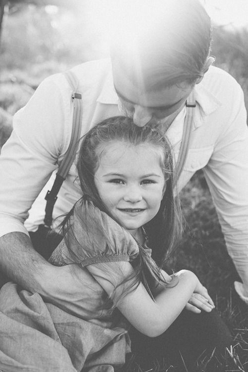 40 fotos adorables de padres e hijos que no te puedes perder
