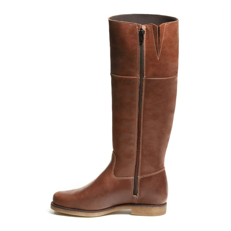 Best 25+ Womens brown leather boots ideas on Pinterest