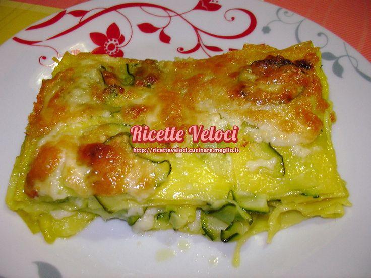 Il giorno di Pasquetta ho fatto le lasagne con il ragù e mi sono avanzati 6 rettangoli di pasta. Così con quello che avevo in frigo ho preparato il pranzo