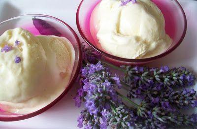 .. chute a vône mojej kuchyne...: Levandulova zmrzlina - Lavender ice Cream