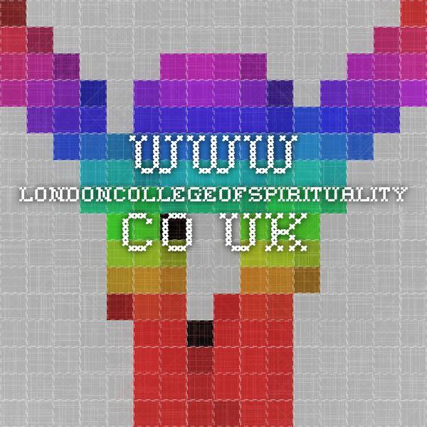 www.londoncollegeofspirituality.co.uk