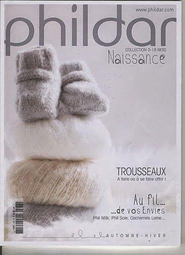 Modèles Tricot : Phildar Naiisance n°25 - Les tricots de Loulou - Picasa Web Albums