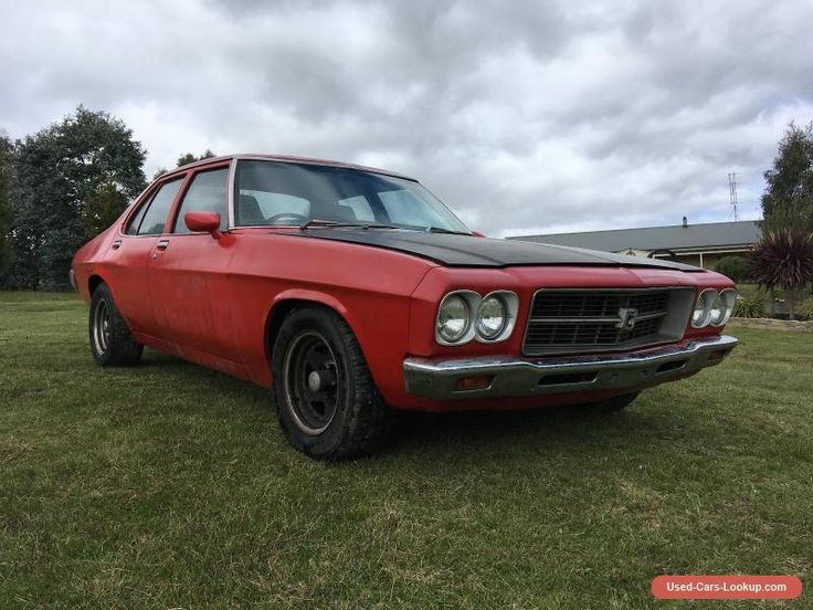 1972 Hq Holden Kingswood Sedan Suit Gts Replica No Reserve
