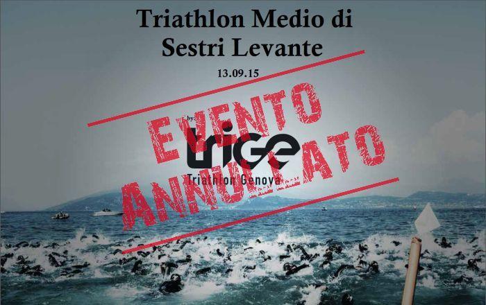 Dttri Triathlon Brescia - Annullato triathlon Sestri Levante 2015