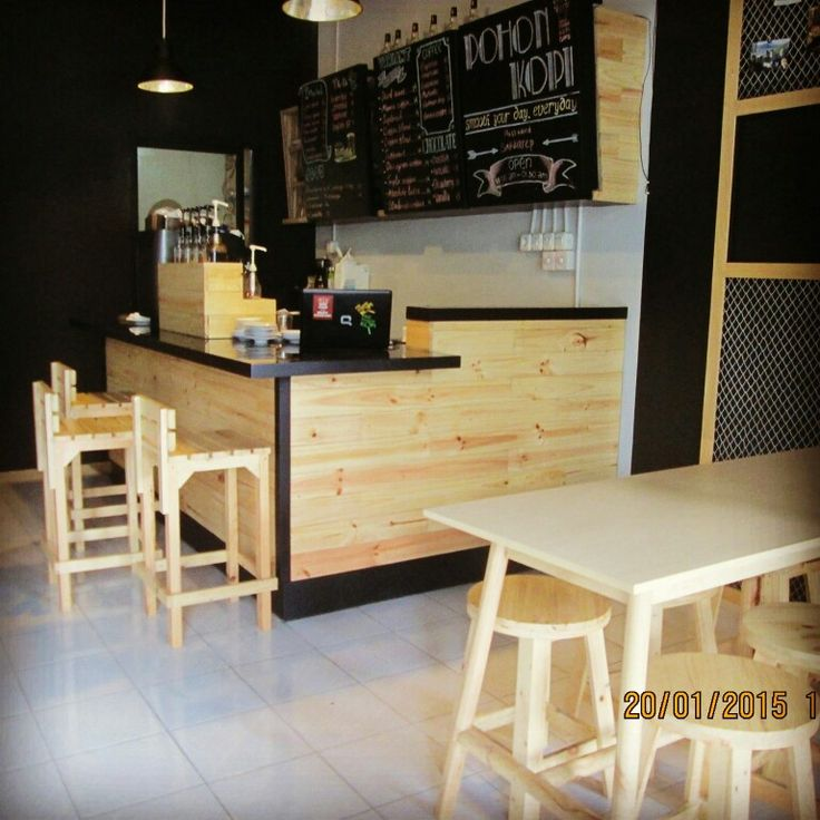 Cafe by WM Furniture