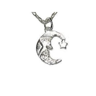 Buy our Australian made Moon and Star Charm - cha-2126 online. Explore our range of custom made chain jewellery, rings, pendants, earrings and charms.