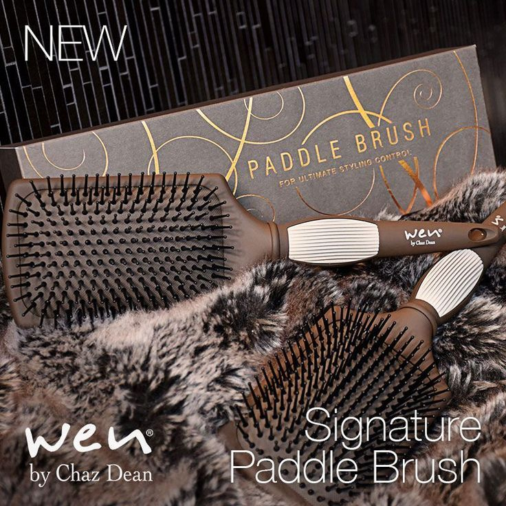 wen paddle brush #WEN