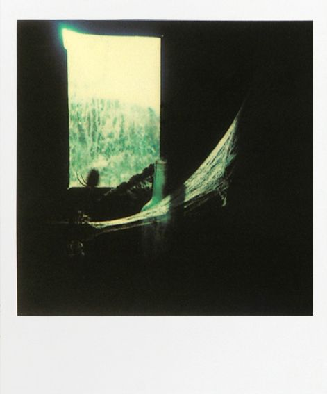 Andrei Tarkovsky took nice polaroids too