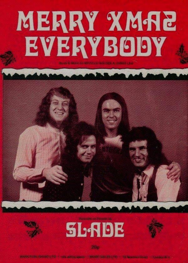 It's Xmasss #Slade #1973 #classic #70s #NoddyHolder #JimLea