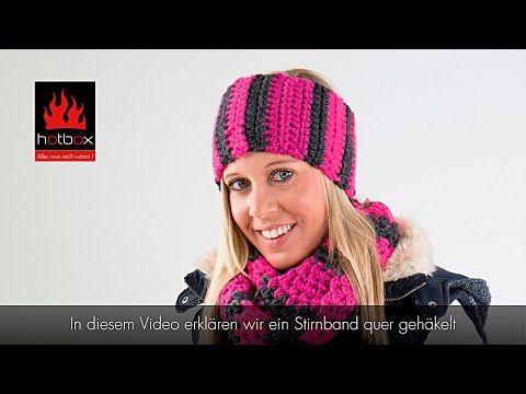 Hotbox Schlauchschal - Pink - YouTube