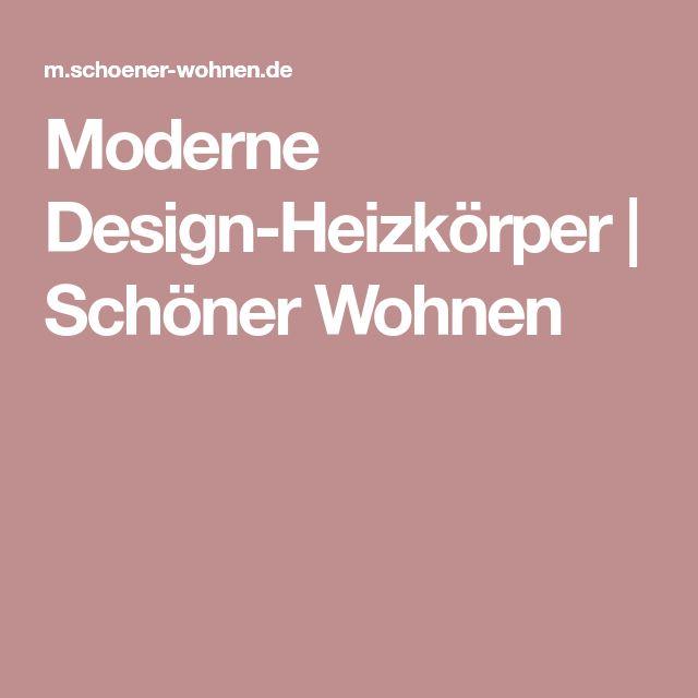 Die besten 25+ Moderne heizkörper Ideen auf Pinterest Heizkörper - design heizkorper minimalistisch