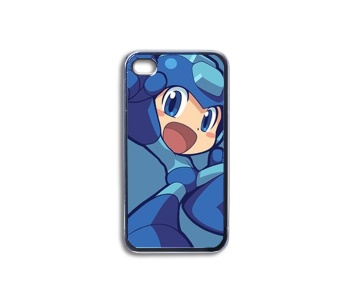 Mega Man - iPhone 4 Case