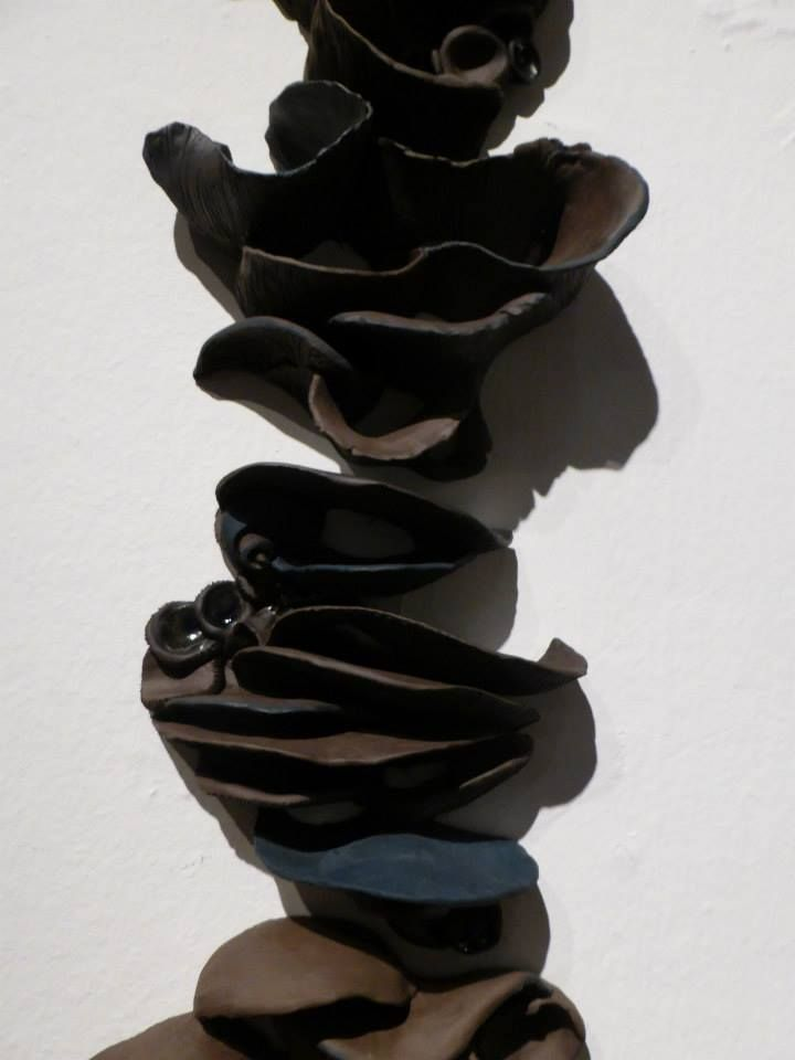 Mushrooms. Hongos. Cristina del Castillo