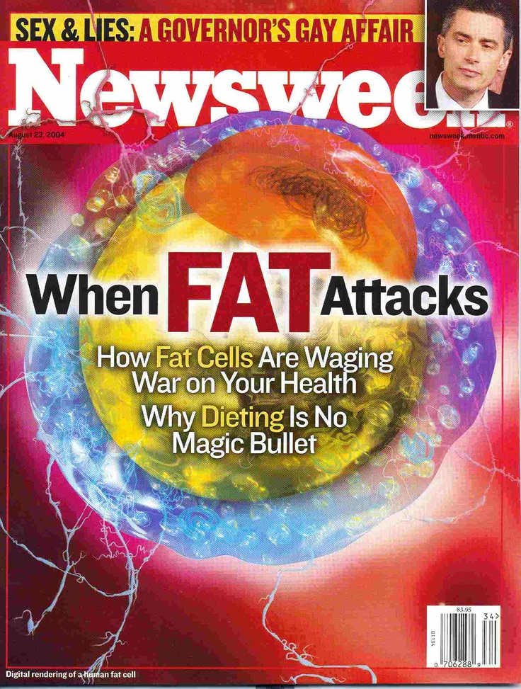 When Fat Attacks #Newsweek