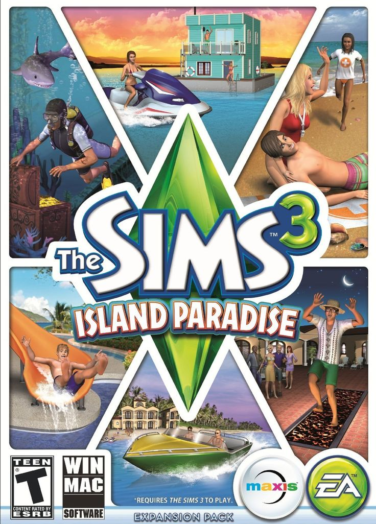 The Sims 3: Island Paradise Expansion Pack Windows PC/Mac Game Download Origin CD-Key Global for only $14.95. #videogames #game #games #deal #deals #gaming #awesome #awesomeness #awesomesauce #cool #gamer #gamers #win #ftw