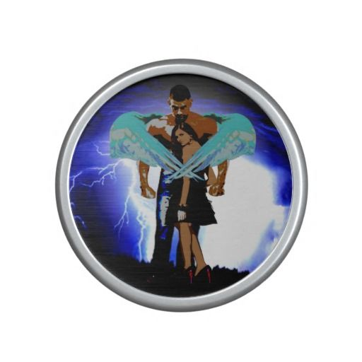 http://www.zazzle.com.au/angel_man_protecting_woman_bumpster_speaker-256716170370145923?rf=238523064604734277 Angel Man Protecting Woman Bumpster Speaker - This bumpster bluetooth speaker features an angel man protecting a woman from the storm with his wings.