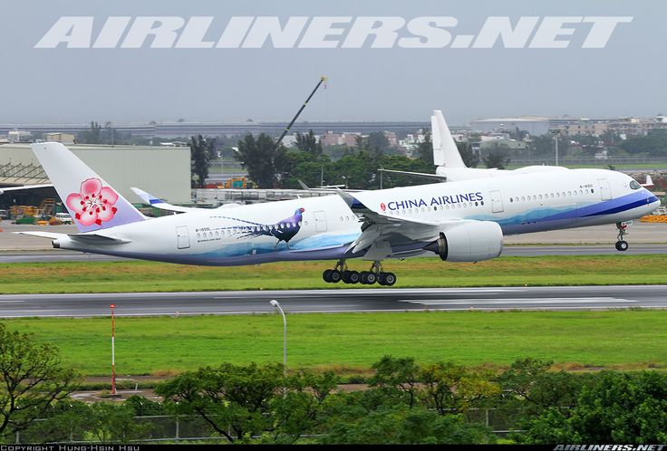 Airbus A350-941 - China Airlines | Aviation Photo #4015203 | Airliners.net