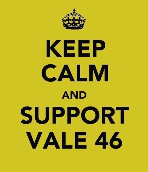 Go Valentino Rossi go!