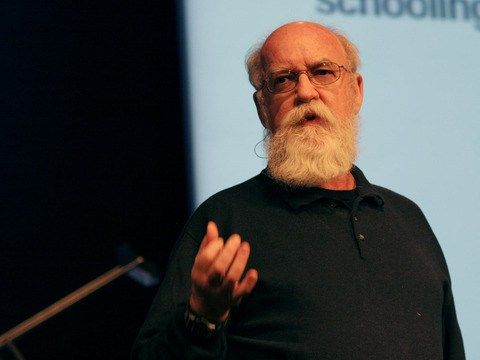 Philosopher Dan Dennett calls for religion -- all religion -- to be taught in schools, so we can understand its nature as a natural phenomenon. Then he takes on The Purpose-Driven Life, disputing its claim that, to be moral, one must deny evolution.