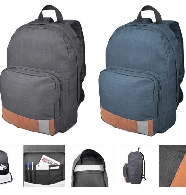 #LeisureLaptopBackpack - Chameleon Print Group   http://chameleonprint.com.au/product/leisure-laptop-backpack/